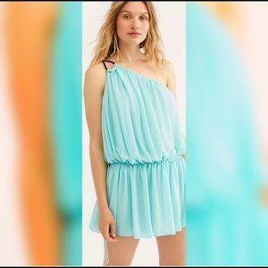 Free People Kathleen Mini Dress